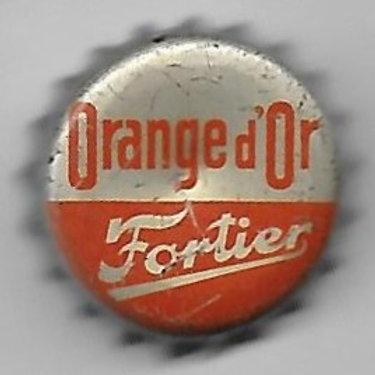 FORTIER ORANGE D'OR