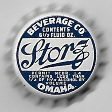 STORZ BEVERAGE CO.