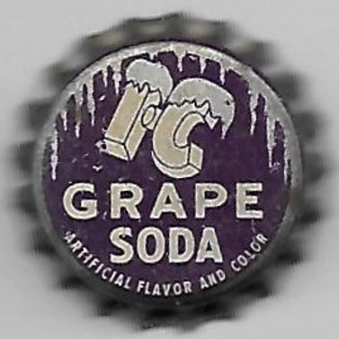 I-C GRAPE SODA