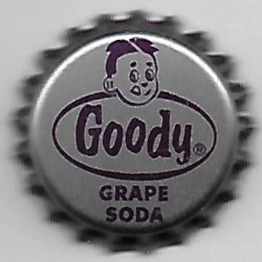 GOODY GRAPE SODA