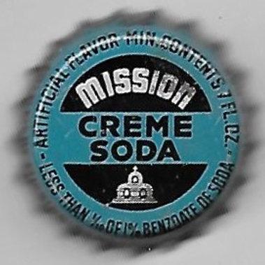 MISSION CREME SODA