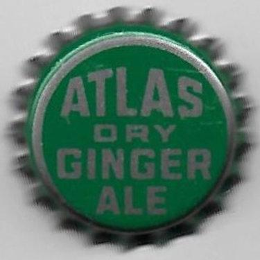 ATLAS DRY GINGER ALE