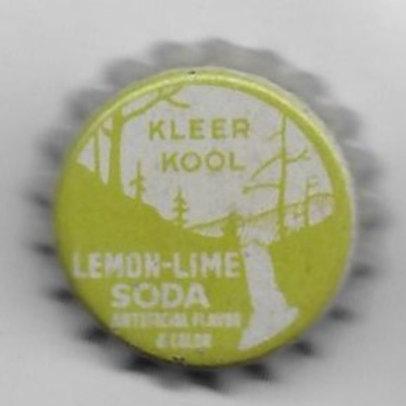 KLEER KOOL LEMON-LIME SODA