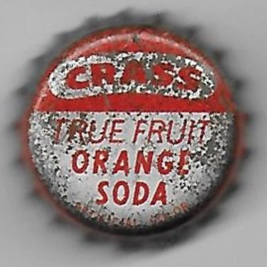 CRASS ORANGE SODA