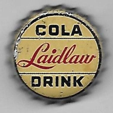 LAIDLAW COLA DRINK