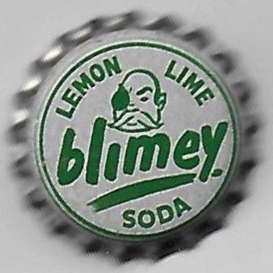 BLIMEY LEMON LIME SODA