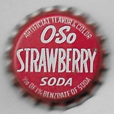 O-So STRAWBERRY SODA