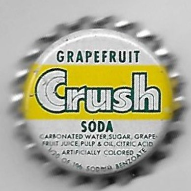 CRUSH GRAPEFRUIT SODA