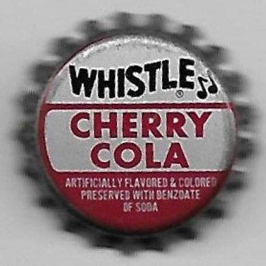 WHISTLE CHERRY COLA