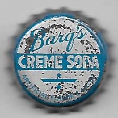 BARQ'S CREME SODA