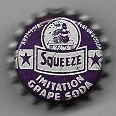 SQUEEZE IMITATION GRAPE SODA