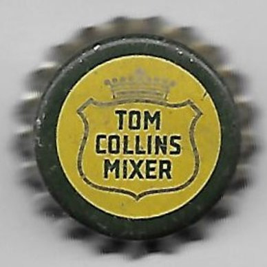 CANADA DRY TOM COLLINS MIXER