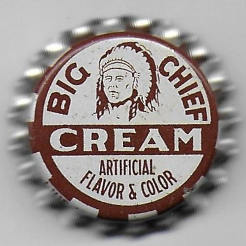 BIG CHIEF CREAM