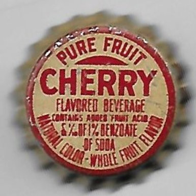 PURE FRUIT CHERRY