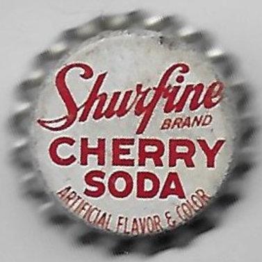 SHURFINE CHERRY SODA