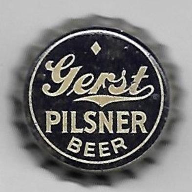 GERST PILSNER BEER