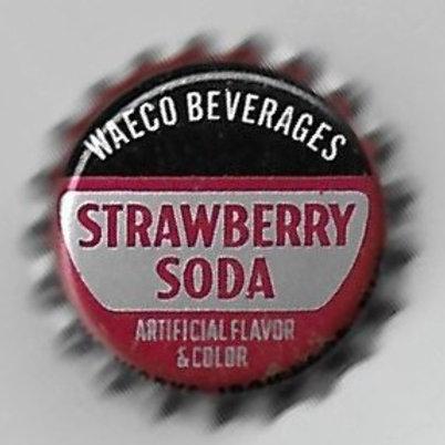 WAECO BEVERAGES STRAWBERRY SODA