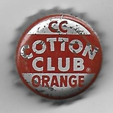 COTTON CLUB ORANGE 1