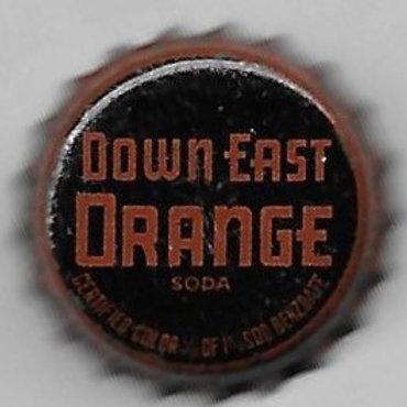 DOWN EAST ORANGE