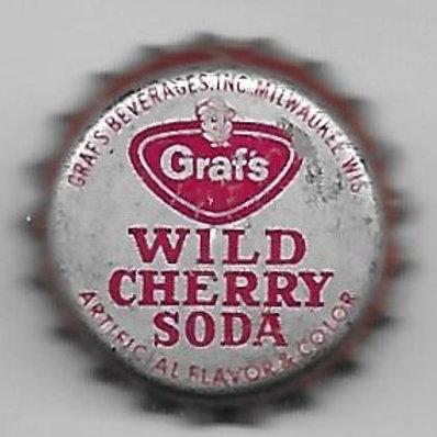 GRAF'S WILD CHERRY SODA