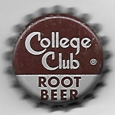 COLLEGE CLUB ROOT BEER