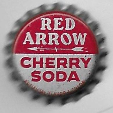 RED ARROW CHERRY SODA