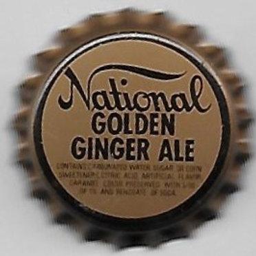 NATIONAL GOLDEN GINGER ALE
