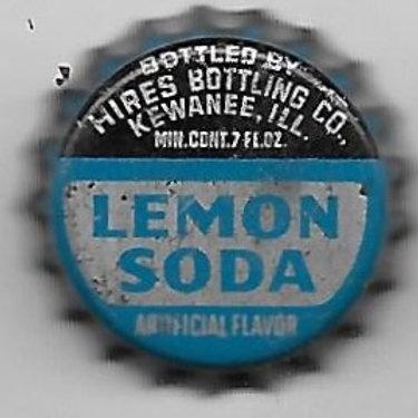 HIRES LEMON SODA