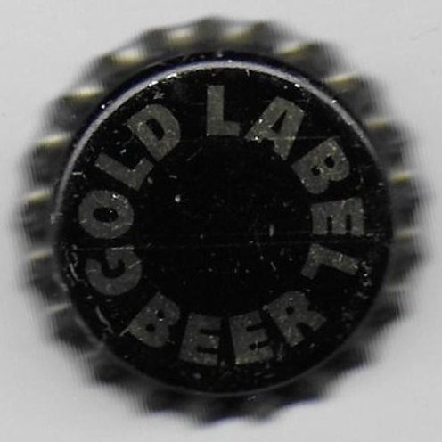 GOLD LABEL BEER