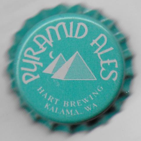 PYRAMID ALES; HART BREWING; KALAMA, WA