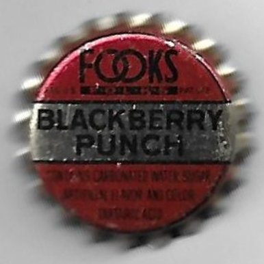 FOOK'S BLACKBERRY PUNCH