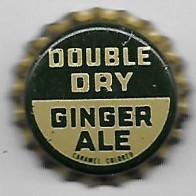 DOUBLE DRY GINGER ALE; CHATTANOOGA, TN