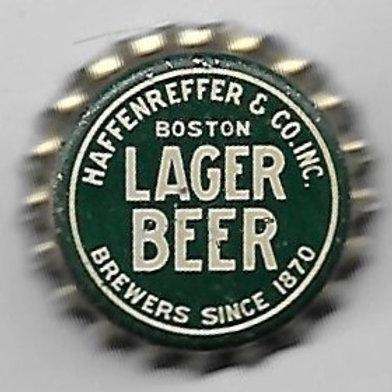 HAFFENREFFER & CO. LAGER BEER