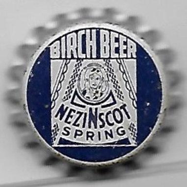 NEZINSCOT SPRING BIRCH BEER