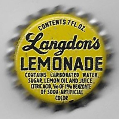 LANGDON'S LEMONADE
