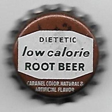 ROOT BEER DIETETIC LOW CALORIE