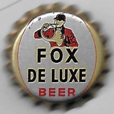 FOX DE LUXE BEER
