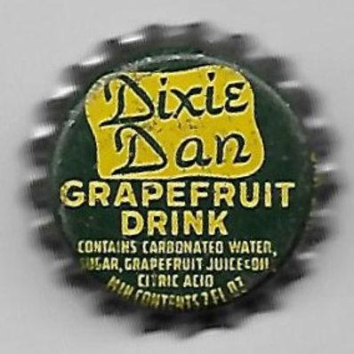 DIXIE DAN GRAPEFRUIT DRINK