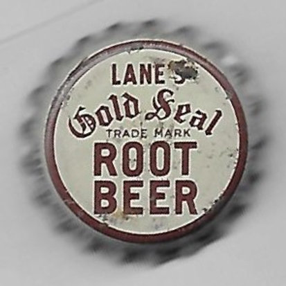 LANE'S GOLD SEAL ROOT BEER