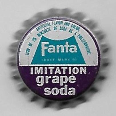 FANTA IMITATION GRAPE SODA