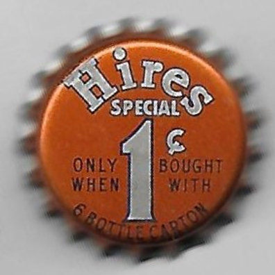 HIRES SPECIAL 1 CENT