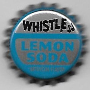 WHISTLE LEMON SODA