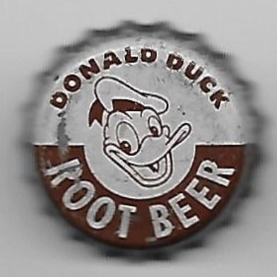 DONALD DUCK ROOT BEER