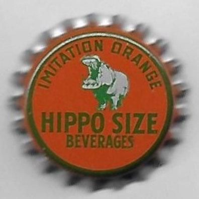 HIPPO SIZE IMITATION ORANGE