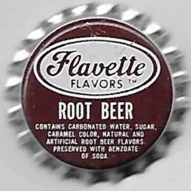 FLAVETTE ROOT BEER