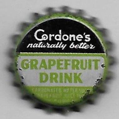 CORDONE'S GRAPEFRUIT DRINK