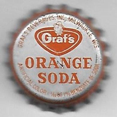 GRAF'S ORANGE SODA