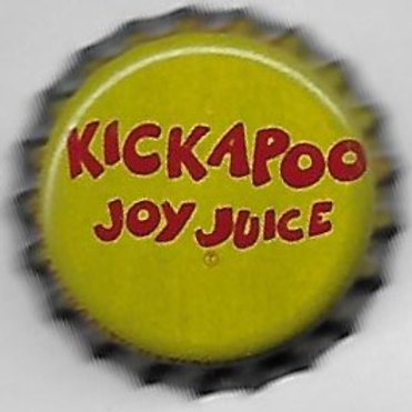 KICKAPOO JOY JUICE; ATLANTA, GA