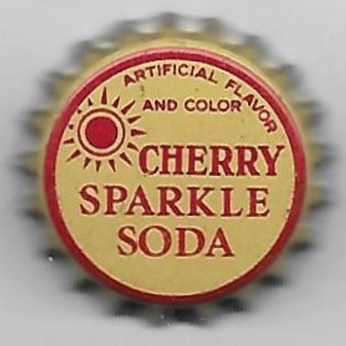CHERRY SPARKLE SODA