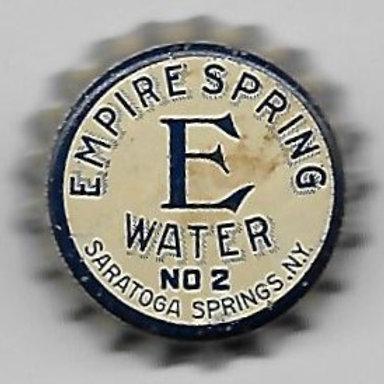 EMPIRE SPRING WATER NO 2